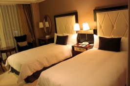 神奈川県横浜市のホテルニューグランドの本館グランドツインに宿泊♪