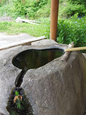 15石清水