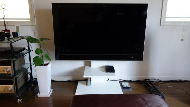 壁面 テレビ台