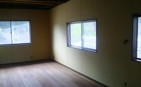 工房2階改装後