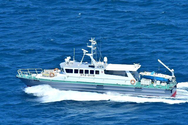 大分県漁業取締船 はやて