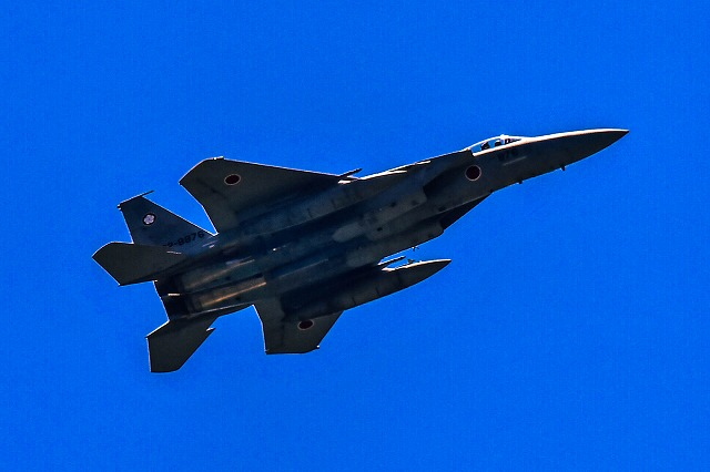 F15イーグル戦闘機