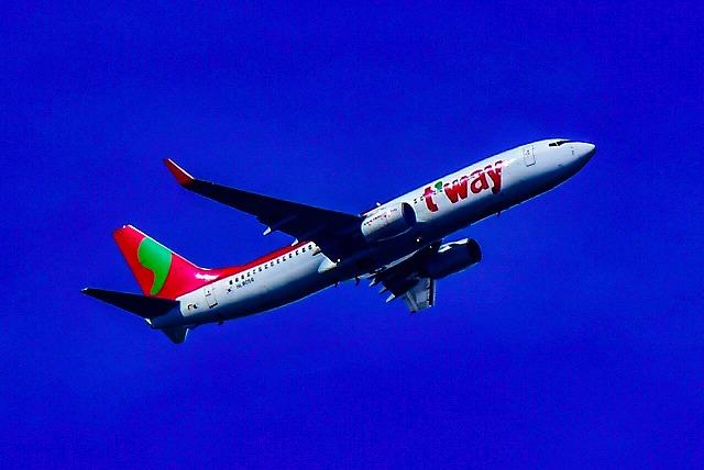 tway航空