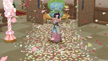 花道のラグ