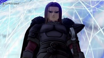 黒衣の剣士・・・