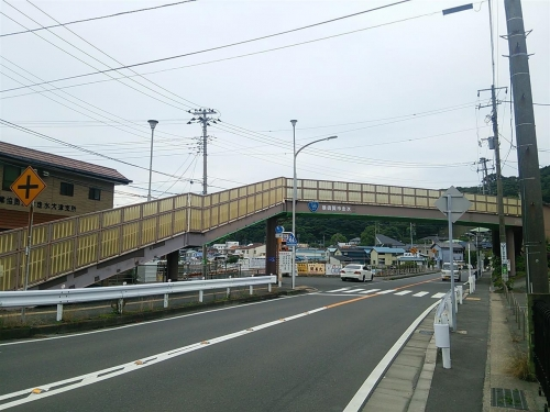 走水歩道橋