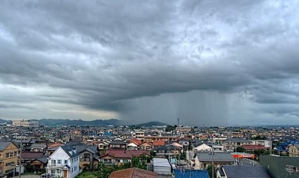 20180710 ゲリラ豪雨