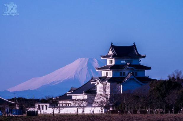 20180715 富士山-茨城-関宿城