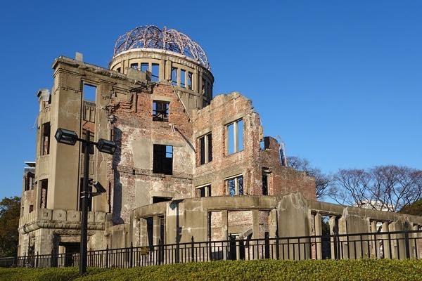 20180806 原爆ドーム