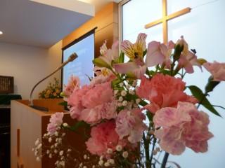 花と講壇28