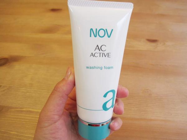 ノブ(NOV)洗顔料