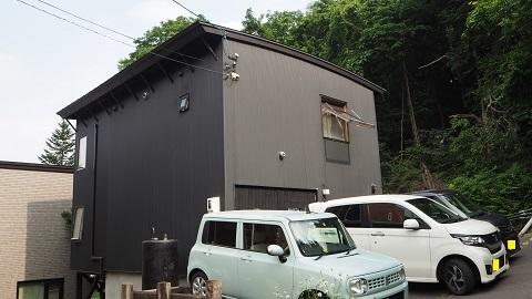 札幌市 ハナボウ(HANDEMADE CAFE)