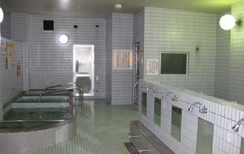 札幌市白石区の銭湯 共栄湯