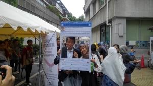 イドゥル・フィットリー_インドネシア大使館でのパーティーの模様3