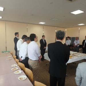 日京クリエイト社内勉強会_試食会の模様