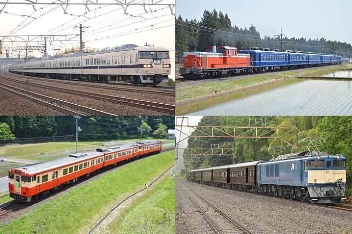 DSC_2626 2018年 鉄道画像②