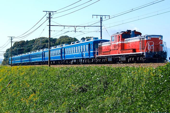 DSCF4187 091021 回9990レ  野洲~篠原-3-1