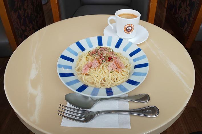 DSC_2626 190211  昼食のパスタ