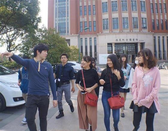 中国 上海 中共 表向き 国際都市