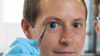 角膜 3Dプリンター 3Dバイオプリンター 角膜移植