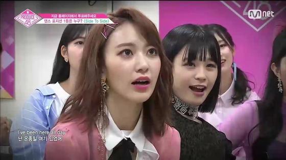 AKB PRODUCE48 オーディション 韓国 歌手 アーチスト