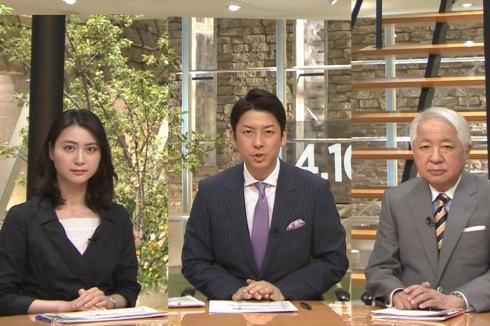 報道ステーション テレビ朝日 マスゴミ 印象操作 首相案件