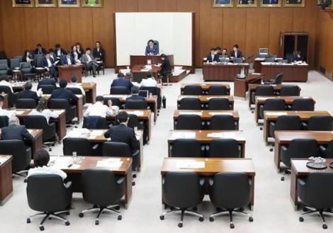 国会審議に復帰した野党、自分達が欠席していた分の審議時間を求める … 与党が主要野党抜きで委員会開催を強行してきた事に抗議