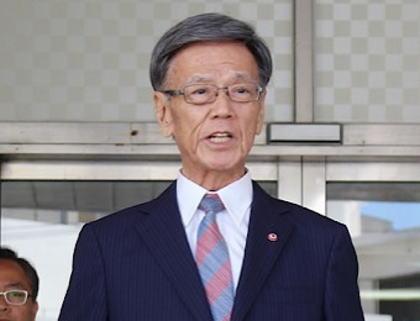 沖縄県の翁長知事、進行度がステージ2の膵臓ガンだったと公表 … 「退院して幸いここ数日元気になってきたので、公務をしっかりする中で知事としての責任を全うしたい」