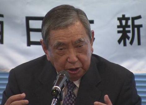 河野洋平「北朝鮮による拉致問題の解決は、まず国交正常化して朝鮮半島の植民地化をお詫びする事だ。」