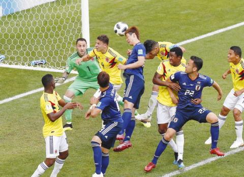 サッカーW杯、日本対コロンビア戦の平均視聴率は48・7%、瞬間最高視聴率は勝利確定の瞬間に55・4%という驚異的な数字