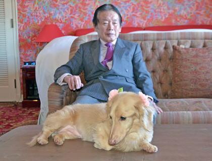 和歌山県の資産家・野崎幸助さん(77)の愛犬からは覚醒剤検出されず … 捜索した自宅や会社などからも覚醒剤は見つからず