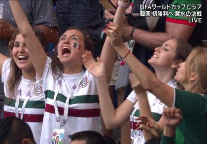テレビ朝日、W杯メキシコvs韓国戦のテロップに「韓国 初勝利へ!背水の決戦!」と完全に韓国目線で非難を浴びる … 試合は23-7と圧倒的なファウル数を誇った韓国が1-2で負ける
