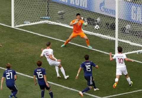 W杯日本代表vsポーランド、1-0で敗れるも コロンビアがセネガルに勝利&フェアープレーポイント差で決勝トーナメント進出へ