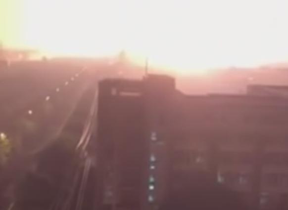 フジ「Mr.サンデー」、岡山のアルミ工場爆発事故について、2015年の中国・天津で起きた工場爆発の映像を独自映像として流すフェイクニュース