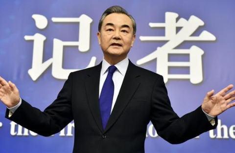 米中貿易摩擦、中国の王毅外相「米国が貿易戦争を仕掛けてくるなら、中国は断固として反撃する」