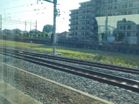 栗橋駅付近