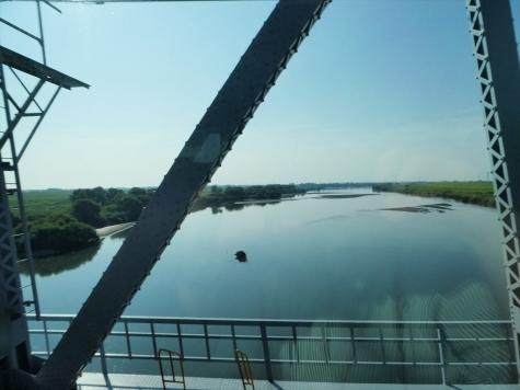 東武鉄道 日光線 利根川橋梁