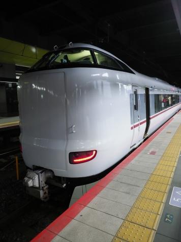 JR西日本 287系 電車 特急「きのさき」【京都駅】