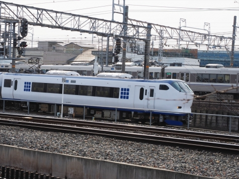 JR西日本 281系 電車 特急「はるか」