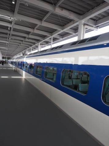 新幹線 0系 電車 0系21形 1号車