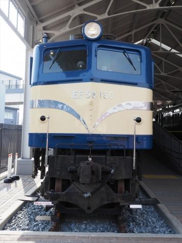 EF58 電気機関車【京都鉄道博物館】