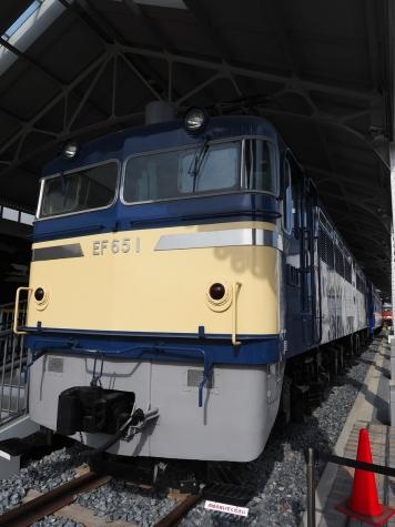 電気機関車 EF65 1号機【京都鉄道博物館】