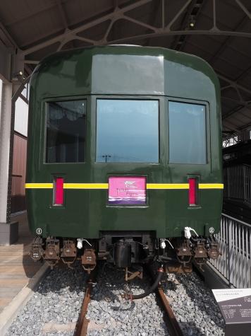寝台客車 スロネフ25形 501号車【京都鉄道博物館】