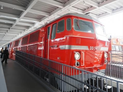 DD54形 ディーゼル機関車【京都鉄道博物館】