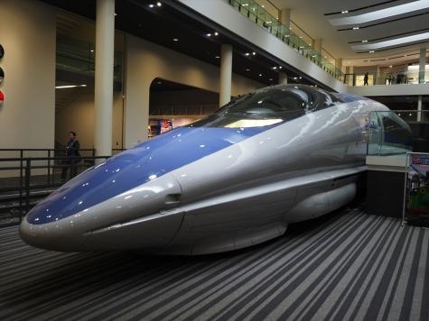 00系新幹線 521形1号車【京都鉄道博物館】
