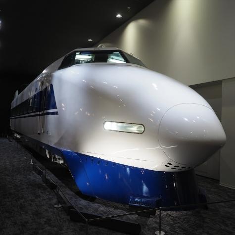 100系新幹線 122形5003号車【京都鉄道博物館】