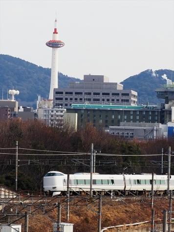 JR西日本 287系 電車 特急「きのさき」
