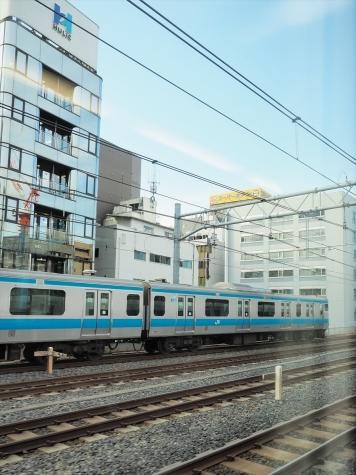 JR京浜東北線 E233系1000番台 電車