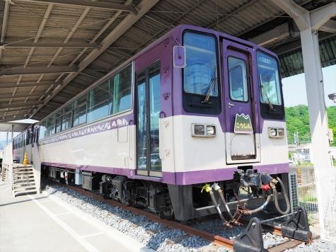 わたらせ渓谷鐵道 わ89-100形 気動車【大間々駅】