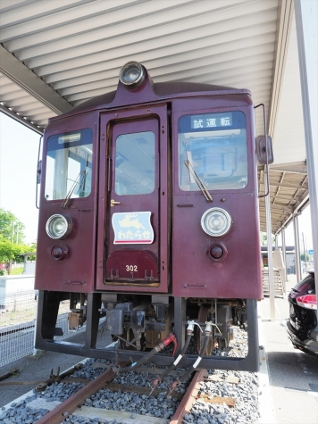 わたらせ渓谷鐵道 わ89-300形 気動車